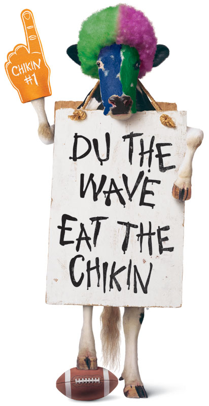 Chick-Fil-A or Bust